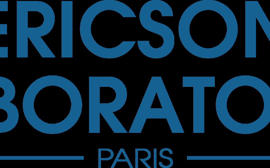 ERICSON LABORATOIRE prend un nouvel essor
