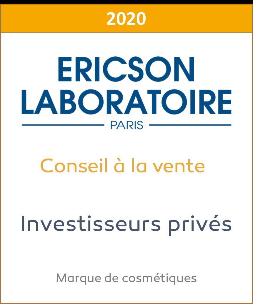 Ericson cession