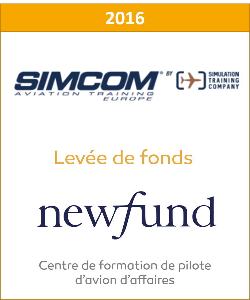 Simcom Levée de fonds