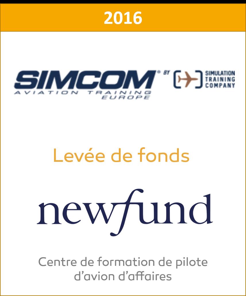 Simcom Levée de fonds